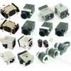 圓形方形DC插座/沉板臥式DC插孔/大電流DC接口母座